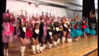 Stratford Stage Show finale 2015 - Lyric Dance school