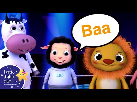 Children - Animal Sounds Song for Children | NEW VIDEO | Nursery Rhymes | HD Version.