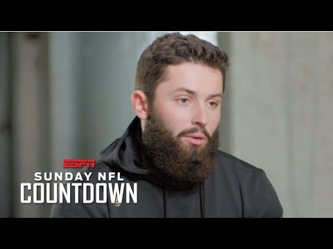 Video: Baker Mayfield feels the love from Cleveland | NFL Countdown