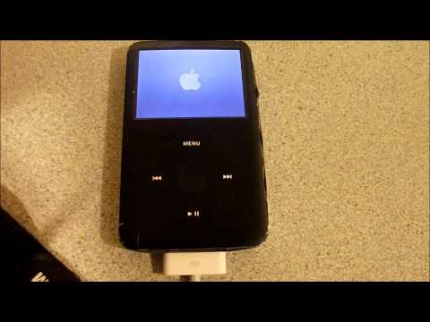 80gb - My iPod Classic is not working.