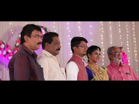 Vishnu & Neelu Wedding Moments (видео)
