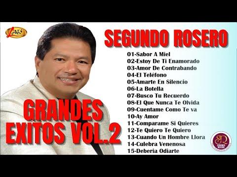 Mix Segundo Rosero Grandes Éxitos Vol. 2