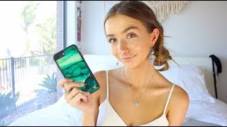 WHATS ON MY IPHONE 8 PLUS | 2018