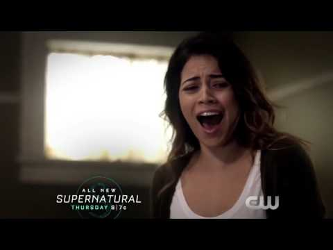 Supernatural 12x15 - Somewhere Between Heaven and Hell Promo