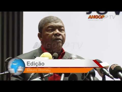 João Lourenço satisfeito com predisposição dos jovens para trabalhar em prol do país