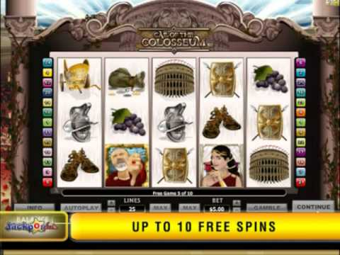 Call of the Colosseum slot review