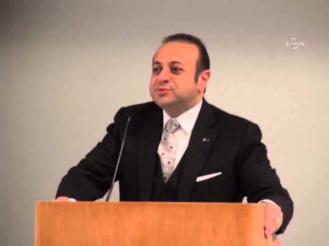 Bağış, ATAA'nın 33. Liderlik Konferansı'nda Konuştu