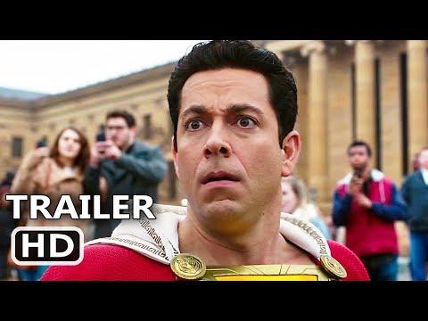 SHAZAM Trailer # 2 (NEW 2019) Superhero Movie HD