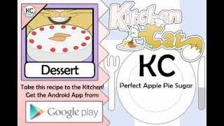 KC Perfect Apple Pie Sugar YouTube video