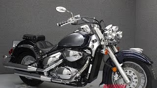 9. 2004  SUZUKI  VL800 INTRUDER 800 VOLUSIA   - National Powersports Distributors