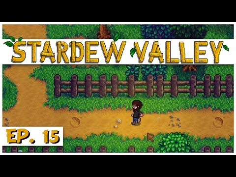 Stardew Valley - Ep. 15 - Last Days of Spring! - Let's Play Stardew Valley Gameplay