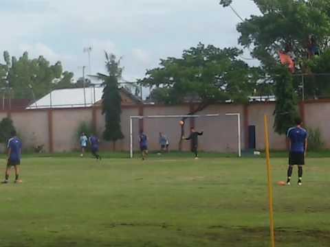 Ini Latihan Game PSM Usai TC di Bali
