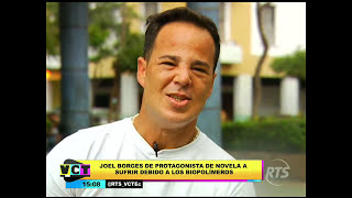 Video Actor venezolano deformó su rostro por biopolímeros MP3, 3GP, MP4, WEBM, AVI, FLV Juli 2018