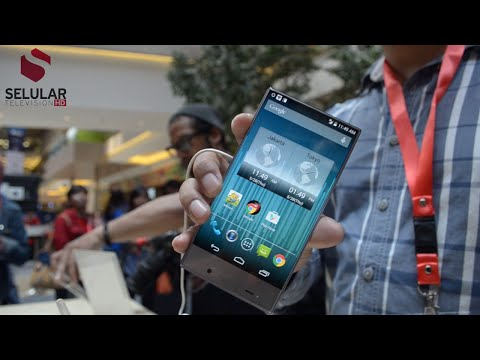 Sharp Rilis Smartphone Aquos Crystal di Indonesia