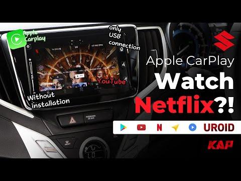 (UROID) USB Android - SUZUKI 2020 ( Youtube on Carplay ), NE…