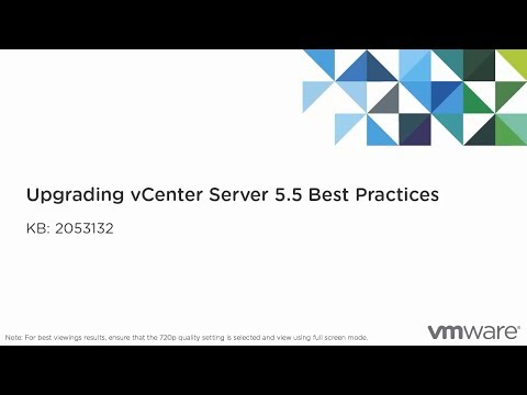 how to patch vcenter 5.5