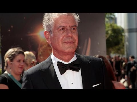 US-Celebrity-Koch Anthony Bourdain (61) ist tot