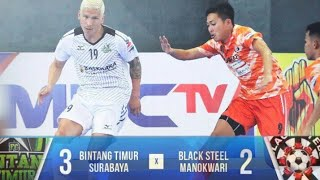 Video Black Steel vs Bintang Timur Surabaya (2-3) // PFL 2018 MP3, 3GP, MP4, WEBM, AVI, FLV Maret 2018