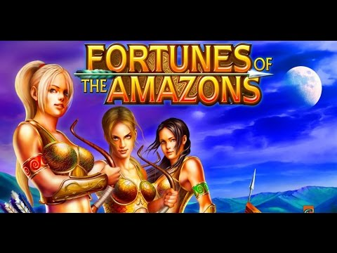 Fortunes of Amazons Online Slot