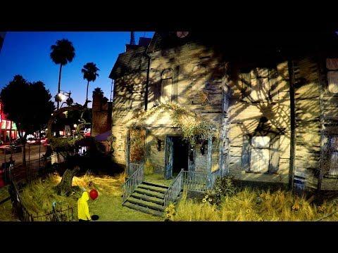 'IT' Neibolt House Walkthrough