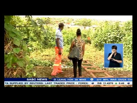 Police found the body of an eight year old boy in Pretoria