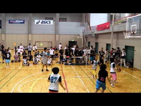 2011年7月23日ゼビオカップいわき・相双地区予選 試合風景1
