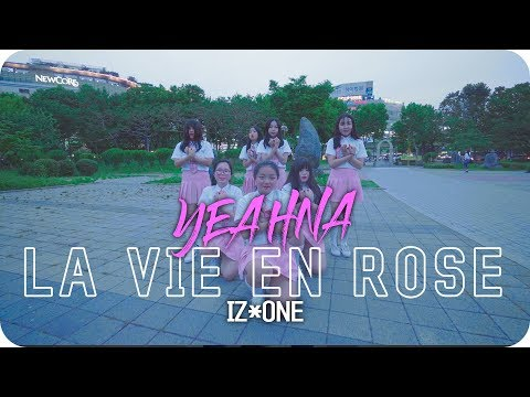 LA VIE EN ROSE(라비앙로즈) - IZ*ONE(아이즈원) / YEAH NA choreography / Dope Dance Studio