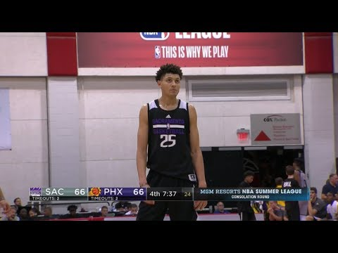 Full Highlights: Sacramento Kings vs Phoenix Suns, MGM Resorts NBA Summer League