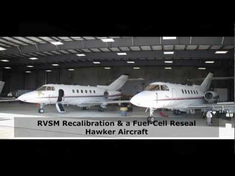 Executive Aircraft Maintenance (EAM) – Recent Aircraft Activity – 2013