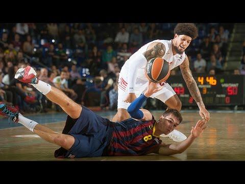 Highlights: FC Barcelona-EA7 Emporio Armani Milan