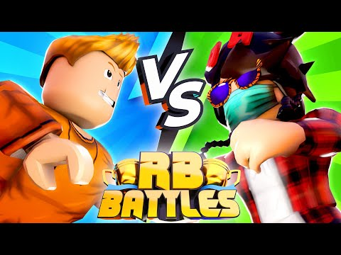 Sketch vs KreekCraft - RB Battles Championship For 1 Million Robux! (Roblox)