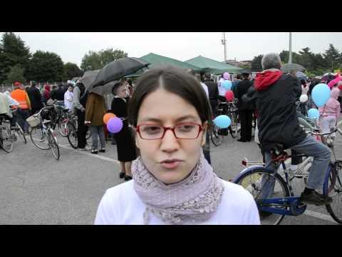 Manifestazione contro la Elcon a Castellanza