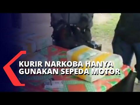 BNN Riau Tangkap Kurir Narkoba yang Bawa 19 Kg Sabu dan 10 Ribu Ekstasi!