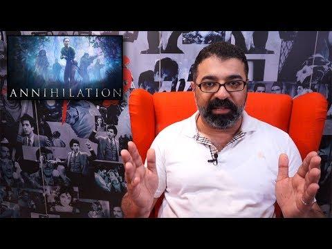 """لهواة النظريات: """"فيلم جامد"""" يحلل Annihilation"""