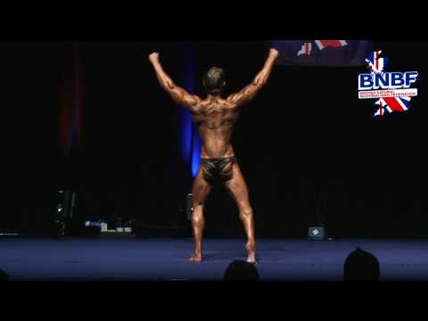 Barry Cunliffe BNBF British Championships 2009 Posing Routine (DVD Available From Www.bnbf.co.uk)