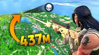 437m NEW WORLD RECORD SHOT..!!  |Fortnite Funny and Best Moments Ep.79 (Fortnite Battle Royale)