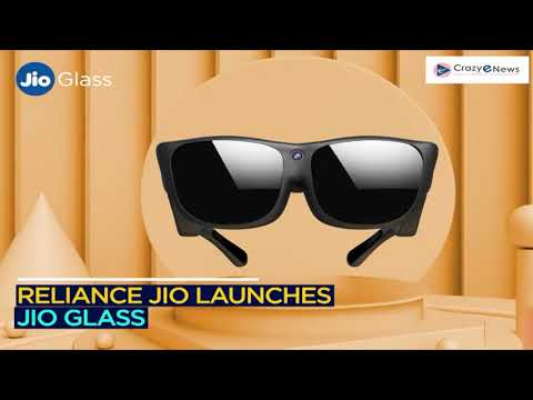 Reliance Jio Glass Features