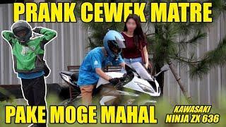 Video PRANK CEWEK MATRE!! Gojek ditolak Moge diterima | Bro Omen, RNJ Motosport MP3, 3GP, MP4, WEBM, AVI, FLV April 2019