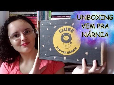 UNBOXING VEM PRA NÁRNIA JANEIRO | Blog Pétalas de Liberdade