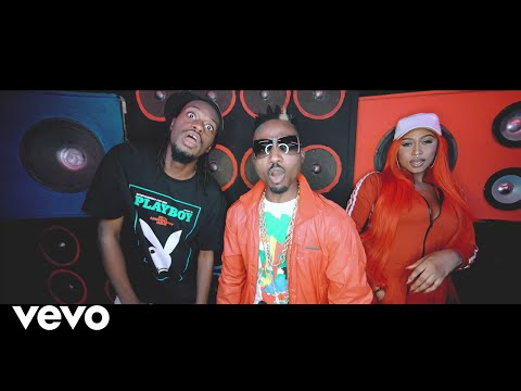 Edanos - Up and Down [Official Video] ft. Cynthia Morgan