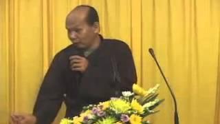 Hạnh Phúc Trong Đời Đạo -Huỳnh Minh Thiện Giảng PGHH