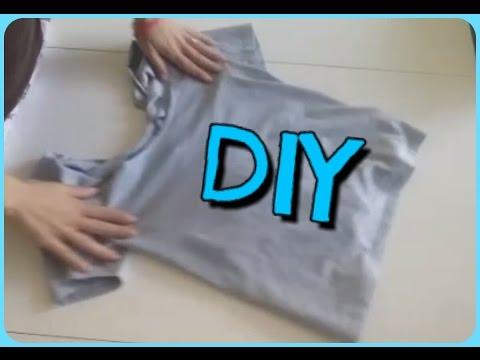 diy - come rinnovare una maglietta