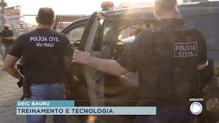 Bauru: Deic conta com especialização dos servidores e tecnologia no combate ao crime