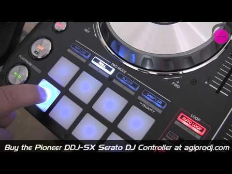 PIONEER DDJ-SX Review   agiprodj.com