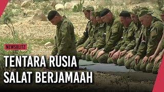 Video Tentara Rusia Salat Berjamaah MP3, 3GP, MP4, WEBM, AVI, FLV Juni 2019