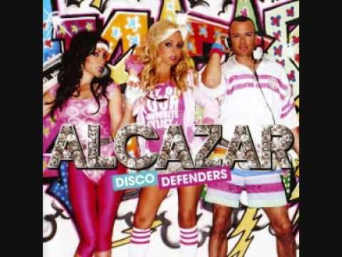 Alcazar - One Two Three Four (1 2 3 4) New Disco Defenders Song 2009 Shoes (видео)