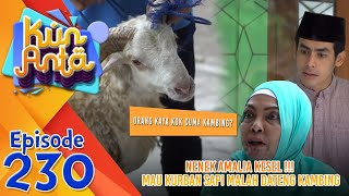 Video Wah Baik Banget ! Nenek Amalia Berkurban Kambing - Kun Anta Eps 230 MP3, 3GP, MP4, WEBM, AVI, FLV November 2018