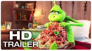 Video THE GRINCH Final Trailer (NEW 2018) Benedict Cumberbatch Animated Movie HD MP3, 3GP, MP4, WEBM, AVI, FLV Maret 2019