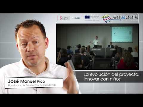 José Manuel Picó en #EnredateElx 2015