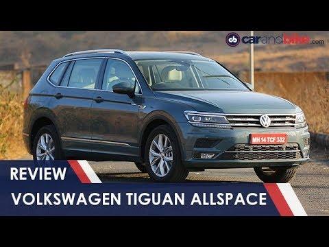 Exclusive Review: Volkswagen Tiguan AllSpace- How spacious Is It? | carandbike